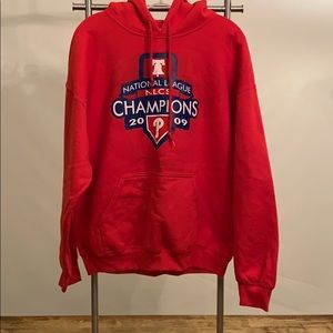 Philadelphia Phillies Hoodie Large